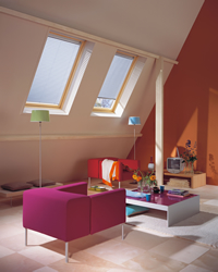 Luxaflex Skylight